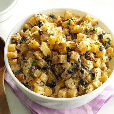 salade mexicaine de pommes de terre