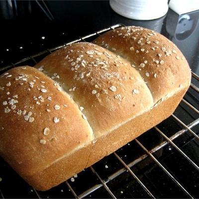 pain d'avoine léger