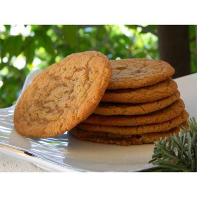 biscuits faciles de réfrigérateur