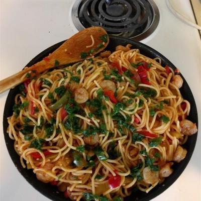 spaghetti cajun