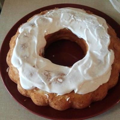 merveilleux gâteau au yaourt