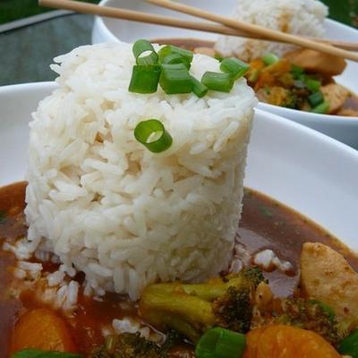 riz de coco asiatique