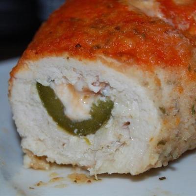 poulet jalapeno popper