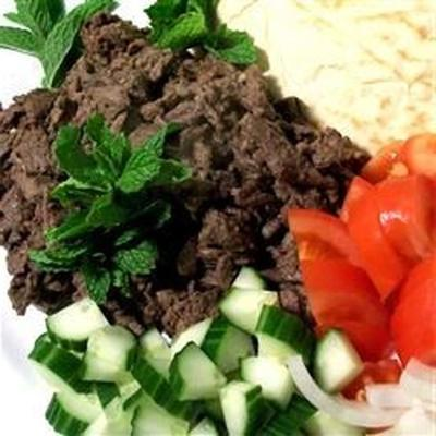shawarma d'agneau facile