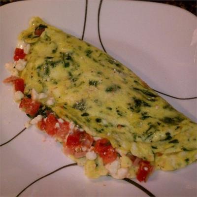 ma grosse grosse omelette grecque