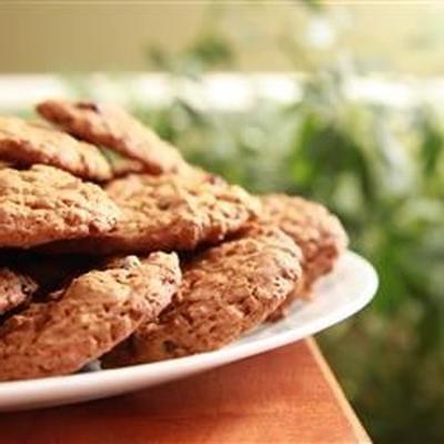 wwii biscuits à la mélasse à l'avoine