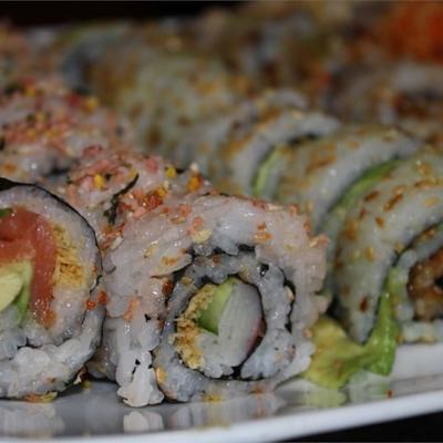 riz à sushi de maman