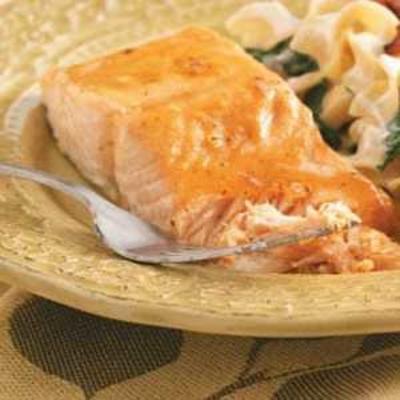 saumon glacé