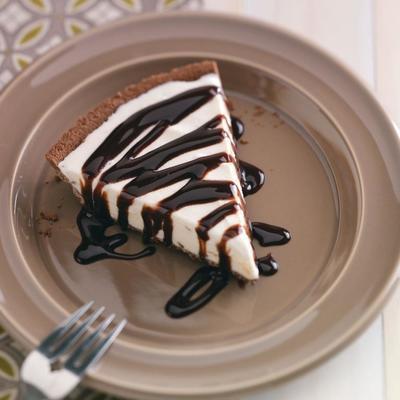 tarte au caramel