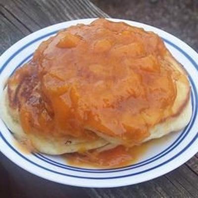 des pikelets (pancakes écossais)