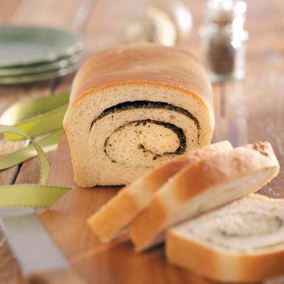pain aux herbes fait maison de kari