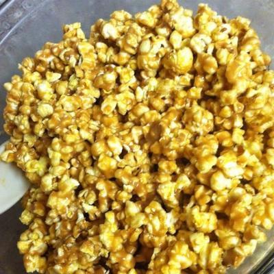 maïs soufflé aux protéines
