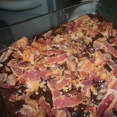 suprême de bacon fondant