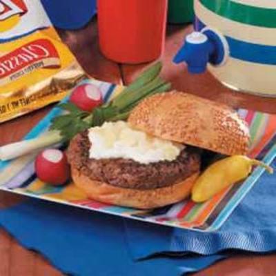 burgers chip 'n' dip