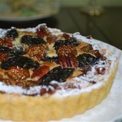 tarte aux fruits de boulangerie