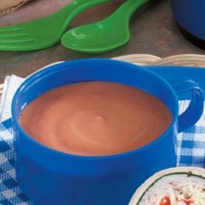 à base de: soupe tomates et aneth