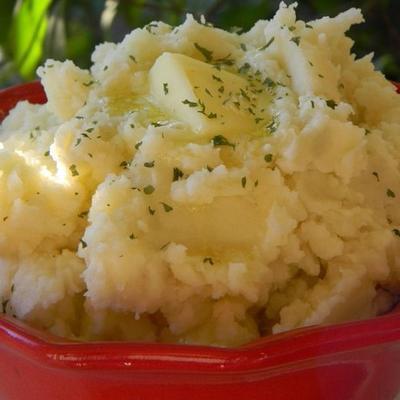 purée de pommes de terre du chef john