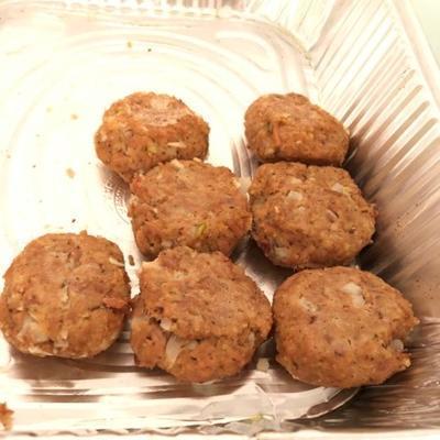 hamburgers au thon rapides et savoureux