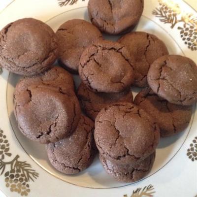 biscuits au chocolat fourrés au rolo®