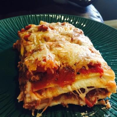 les lasagnes de louise