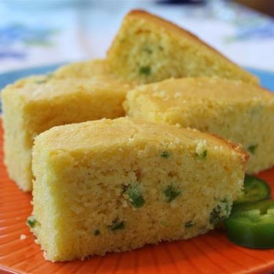 pain de maïs jalapeno doux