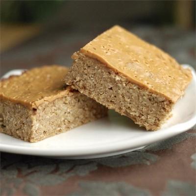 barres de petit déjeuner riches en fibres et en protéines