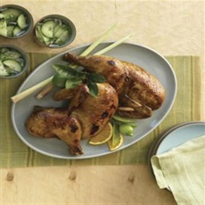 saumure de poulet savoureuse
