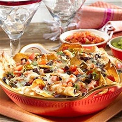 nachos aux haricots noirs de goya®