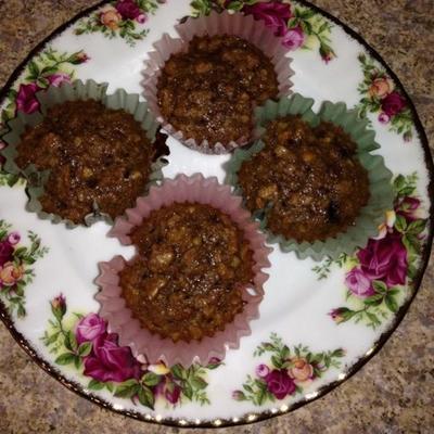 Petits gâteaux faciles à tarte aux pacanes