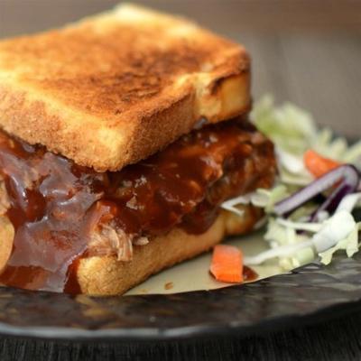 porc effiloché simple et délicieux