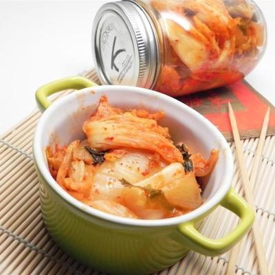 le kimchi de Bill