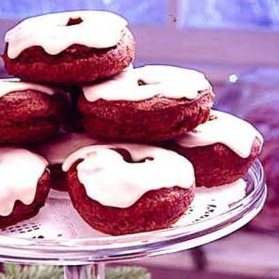 beignets au chocolat et à la cannelle