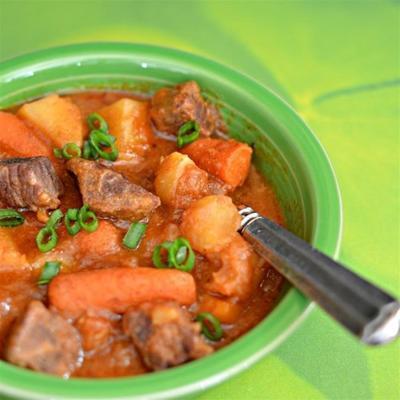 ragoût traditionnel irlandais
