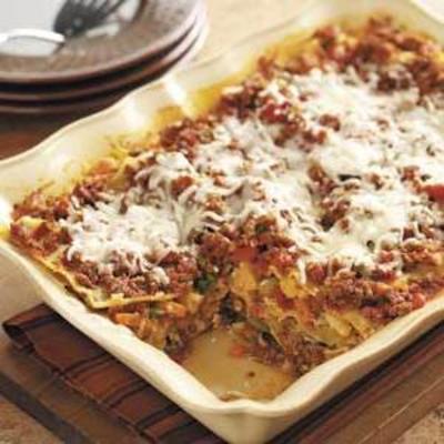 lasagnes sournoises