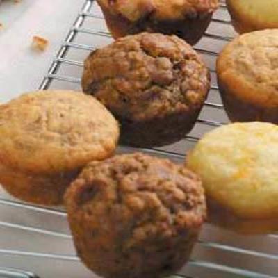 muffins au son plus légers