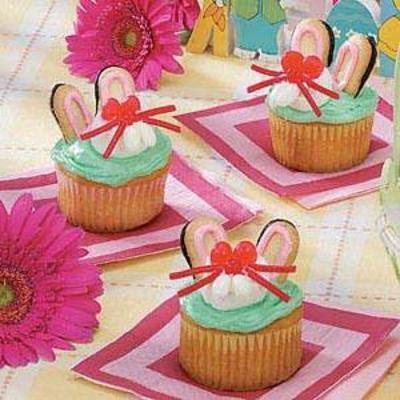 cupcakes de lapin