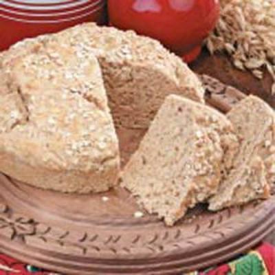 copieux pain d'avoine