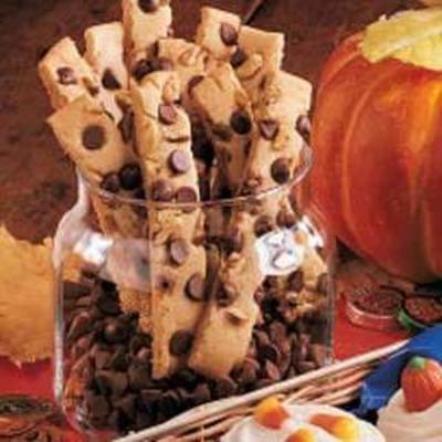 bâtons à biscuits