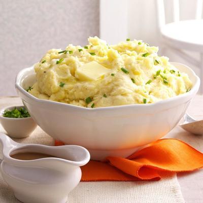 pommes de terre en fuite