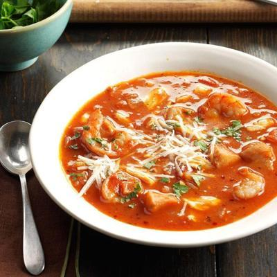 soupe au chioppino