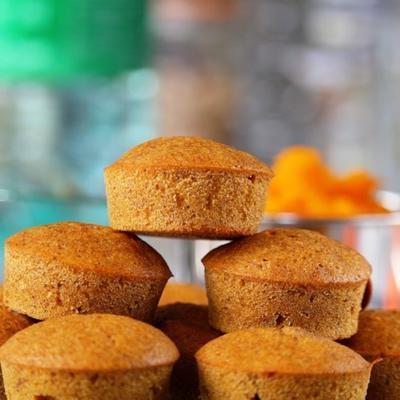 mini muffins à la courge Kabocha