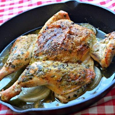 poulet au chimichurri