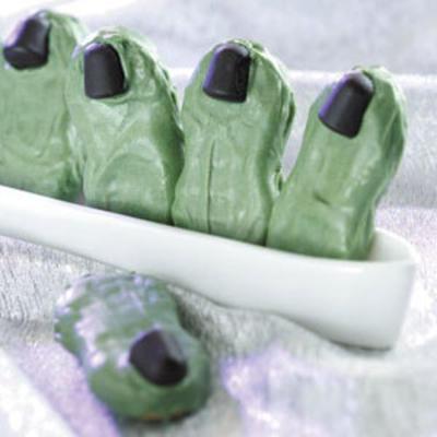 biscuits d'orteil de monstre