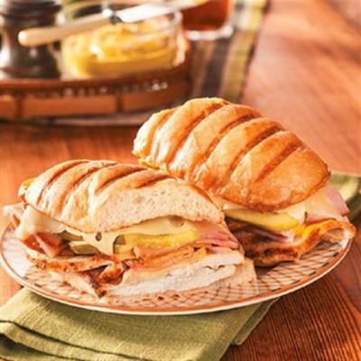 sandwich cubain de smithfield®