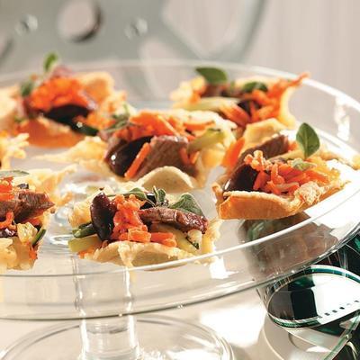 tireurs de salades