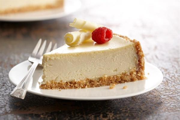 gâteau au fromage ultime à la vanille