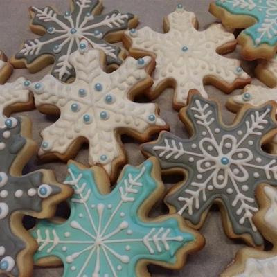 biscuits au sucre au fromage à la crème