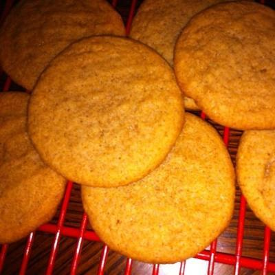 biscuits au poivre islandais