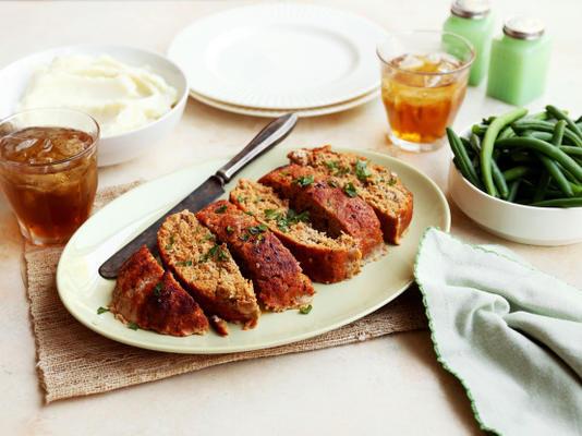 pain de viande de poulet incroyable