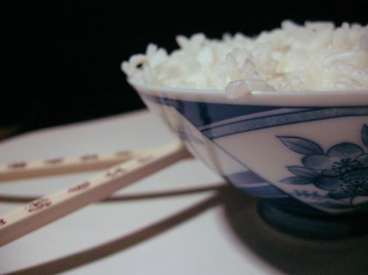 riz cuit à la vapeur parfait à chaque fois